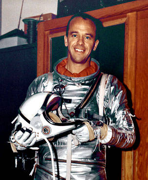 November 18 – Alan Shepard | It's All Going On Up There